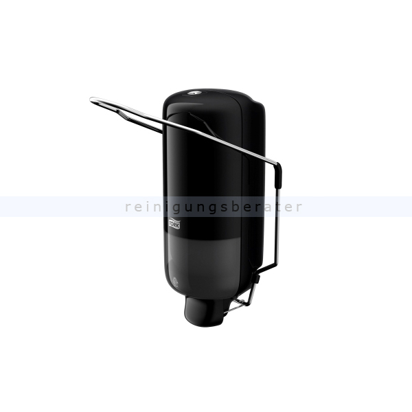 tork 560108 seifenspender mit armhebel schwarz. Black Bedroom Furniture Sets. Home Design Ideas