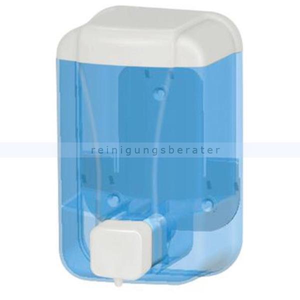 Seifenspender Wall Flüssigseifenspender 500 ml, hellblau