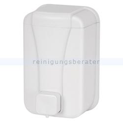 Seifenspender Wall Flüssigseifenspender 500 ml, weiß