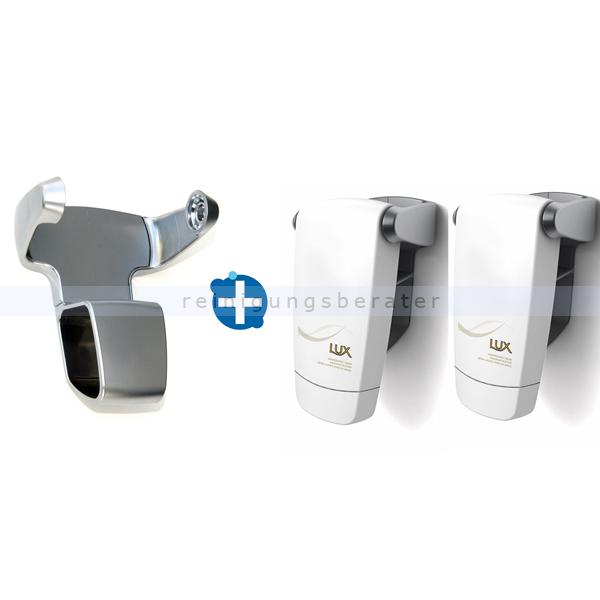 Diversey Soft Care Sensations System mit zwei Handseifen inkl. 2x Soft Care LUX Hand Soap H28 milde Handseife 250 ml 7518518