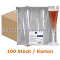 Sektgläser Abena 15 cl 100 Stück transparent 150 ml Karton