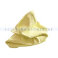 Semy Top Microfasertuch MicroWipe light gelb ca. 40x40 cm