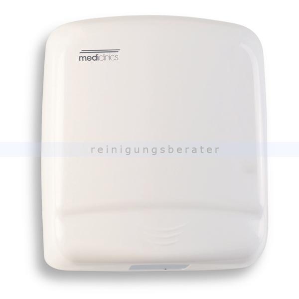 Sensor Händetrockner All Care Mediclinics Stahl weiß 1640 W 1640 W, Trocknungszeit 38 Sekunden 12170