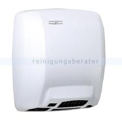 Sensor Händetrockner All Care Mediflow Stahl weiß matt 2750 W