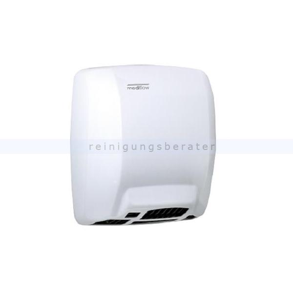 Sensor Händetrockner All Care Mediflow Stahl weiß matt 2750 W 2750 W, Trocknungszeit 29 Sekunden 12300