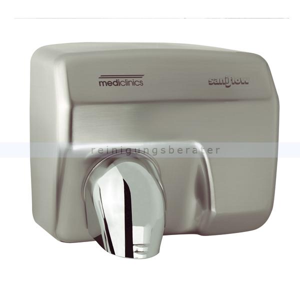 Sensor Händetrockner All Care Saniflow Stahl 2250 W