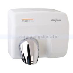 Sensor Händetrockner All Care Saniflow Stahl weiß 2250 W