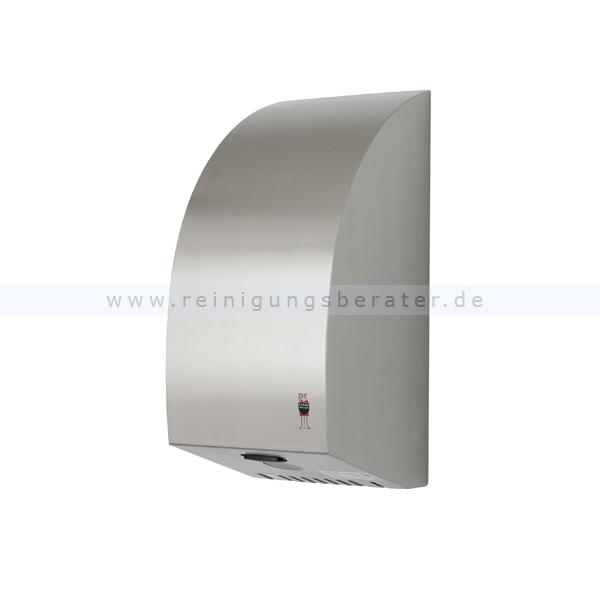 Sensor Händetrockner Dan Dryer TURBO DESIGN Edelstahl 1600 W
