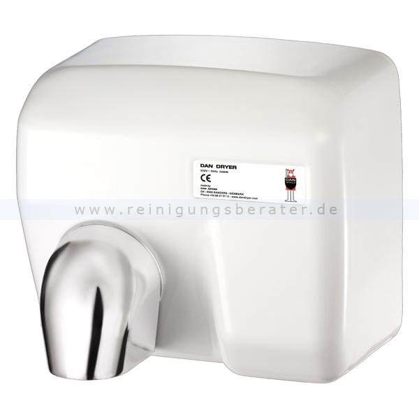 Sensor Händetrockner Dan Dryer Typ MAXI Stahl weiß 2400 W