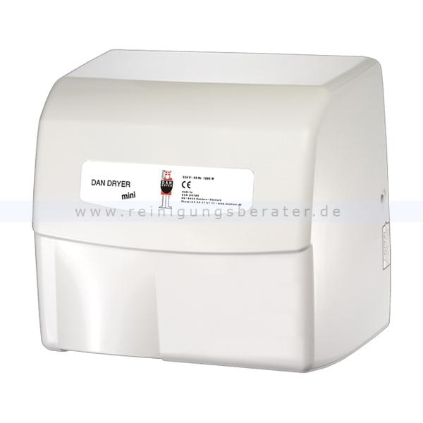 Sensor Händetrockner Dan Dryer Typ MINI Aluminium weiß 1800 W