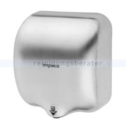 Sensor Händetrockner Impeco Streamflow Edelstahl matt 1800 W