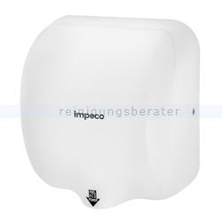 Sensor Händetrockner Impeco Streamflow Metall weiß 1800 W