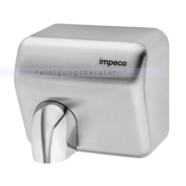 Sensor Händetrockner Impeco Turboblast Edelstahl matt 2500 W