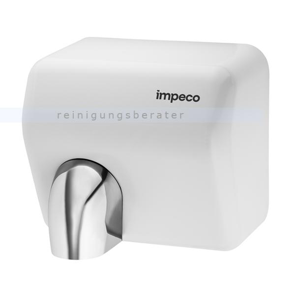 Sensor Händetrockner Impeco Turboblast Stahl weiß 2500 W