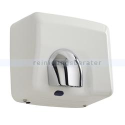 Sensor Händetrockner Rossignol Pulseo Stahl weiß 2500 W