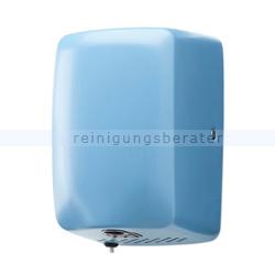 Sensor Händetrockner Rossignol Zeff 1150 W Edelstahl blau