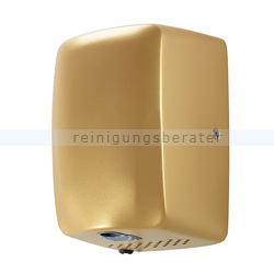 Sensor Händetrockner Rossignol Zeff 1150 W Edelstahl gold