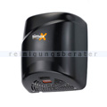 Sensor Händetrockner Simex Black Line Inox schwarz 1800 W
