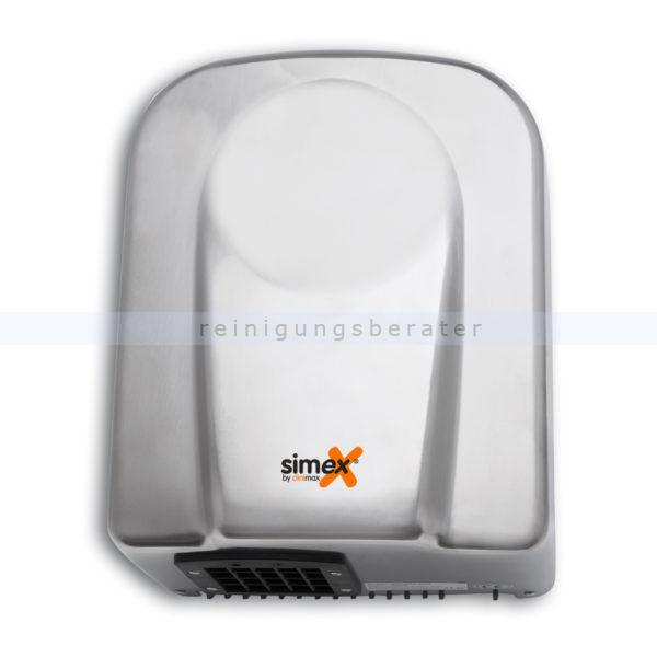 Sensor Händetrockner Simex Medium Jet Edelstahl matt 1650 W