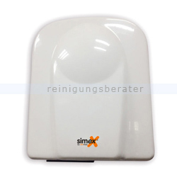 Sensor Händetrockner Simex Medium Jet Kunststoff weiß 1650 W