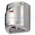Sensor Händetrockner Simex Topflow Edelstahl poliert 1800 W
