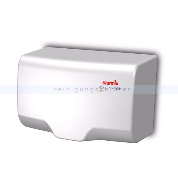 Sensor Händetrockner Starmix XT 1000 EcoFast Stahl weiß 1000 W