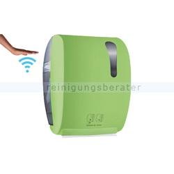 Sensor Handtuchspender, ADVAN, grün