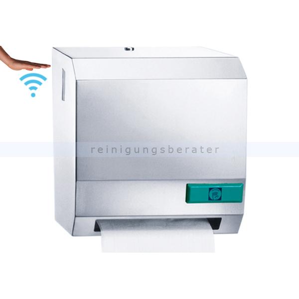 Sensor Handtuchspender CWS Edelstahl Non-Touch