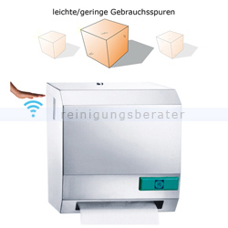 Sensor Handtuchspender CWS Edelstahl Non-Touch B-WARE