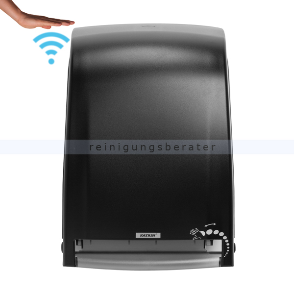 Sensor Handtuchspender KATRIN Ease schwarz