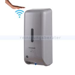 Sensorspender für Seife Kunststoff Edelstahloptik 750 ml