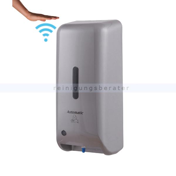 All Care MediQo-line Seifenspender automatisch Edelstahl Optik 750 ml berührungsloser Seifenspender mit Sensor 14207