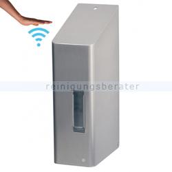 Sensorspender für Seife SanTRAL Seife 1,2 L Edelstahl