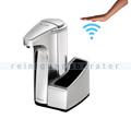 Sensorspender für Seife Simplehuman mit Caddy 384 ml