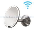 Sensorspiegel Simplehuman 20 cm verdrahtet mit Wandhalterung
