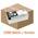 Zusatzbild Servietten FASANA Zelltuch 2-lagig 33x33 cm weiß