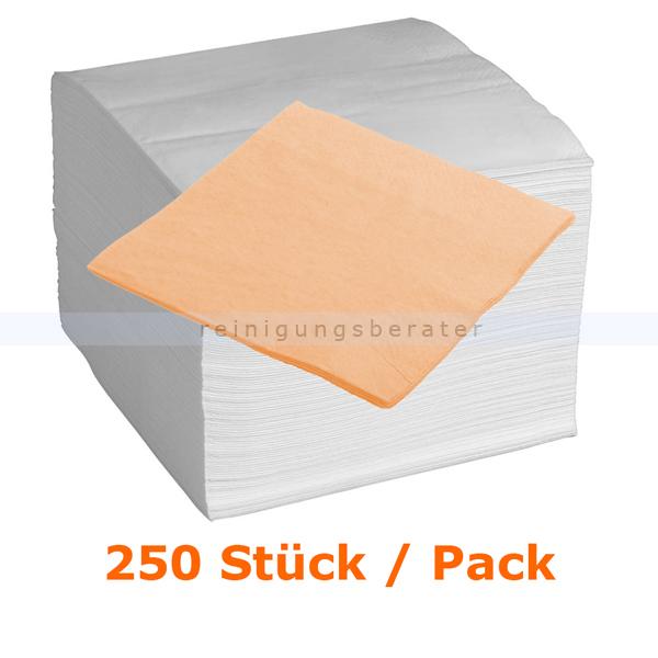 servietten in der farbe apricot 33x33 cm 250 st ck. Black Bedroom Furniture Sets. Home Design Ideas