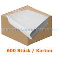 Servietten Nordvlies SUPER CORE Vliesserviette 38x38 cm weiß
