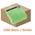 Zusatzbild Servietten, Prägeservietten Nordvlies FASANA grün 33x33 cm