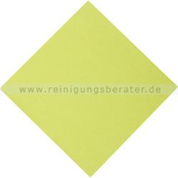 Servietten, Prägeservietten Nordvlies gelb 33x33 cm