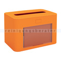 Serviettenspender Papernet PREMIUM orange antibakteriell