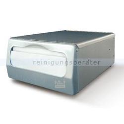 Serviettenspender Tork Dispo Tischspender grau/weiß