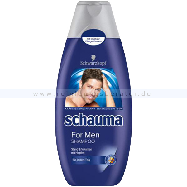 Shampoo Schauma for Men 400 ml