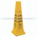 Sicherheitspylone Rubbermaid Symbol Gelb
