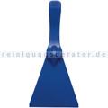 Spachtel Haug für den Lebensmittelbereich 11 cm breit blau