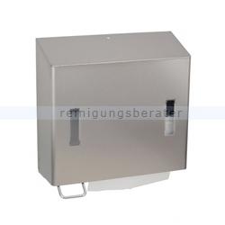 Spenderkombination SanTRAL Seifen- & Handtuchspender 1,2 L