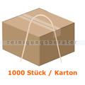 Spieße NatureStar BIO Bambus Doppelspitze 1000 Stück