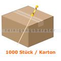 Spieße NatureStar BIO Bambus mit Kordel gelb 1000 Stück