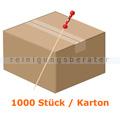 Spieße NatureStar BIO Bambus mit Kordel rot 1000 Stück