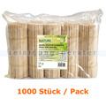 Spieße NatureStar BIO Holzspieße Birke 200 mm 1000 Stück